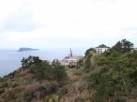 池島展望台からの眺め