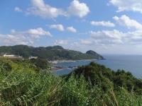 外海の風景(西出津町より)