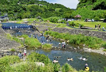 そとめ神浦河川公園