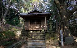 サン・ジワン枯松神社