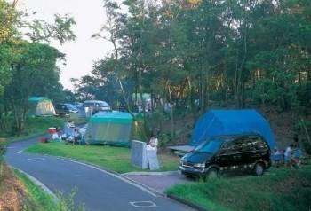 ながさき県民の森キャンプ場